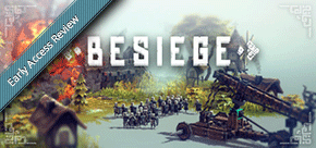 Early Access Review: Besiege