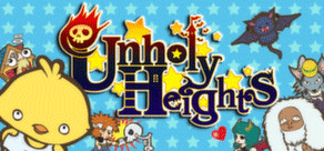 Review: Unholy Heights