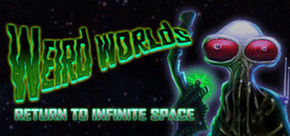 Nostalgia Train: Weird Worlds: Return to Infinite Space