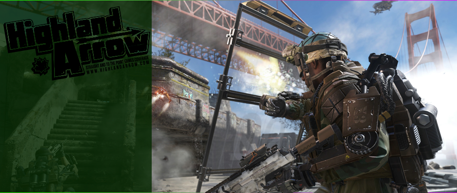 Review: Call of Duty: Advanced Warfare (Multi-Player)
