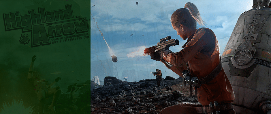 EA Battlefront