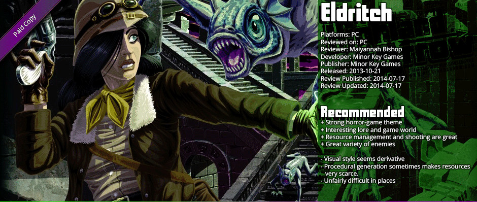 Review: Eldritch