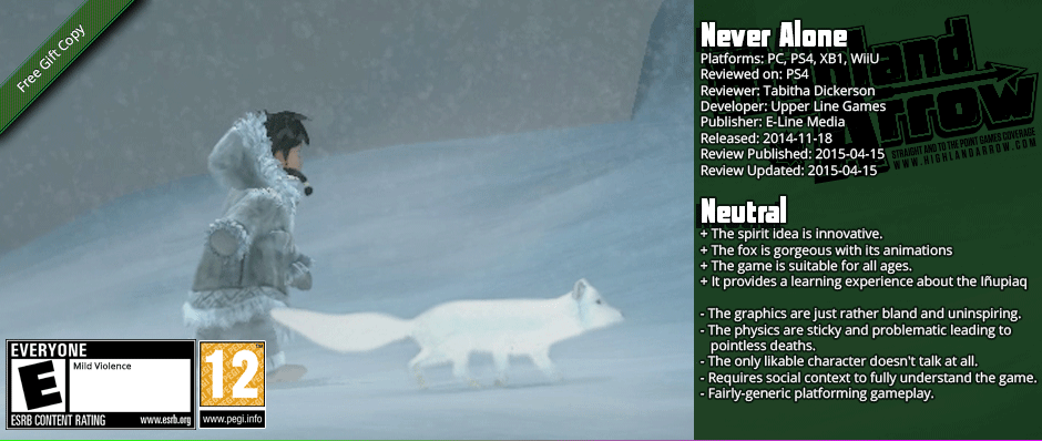 Review: Never Alone