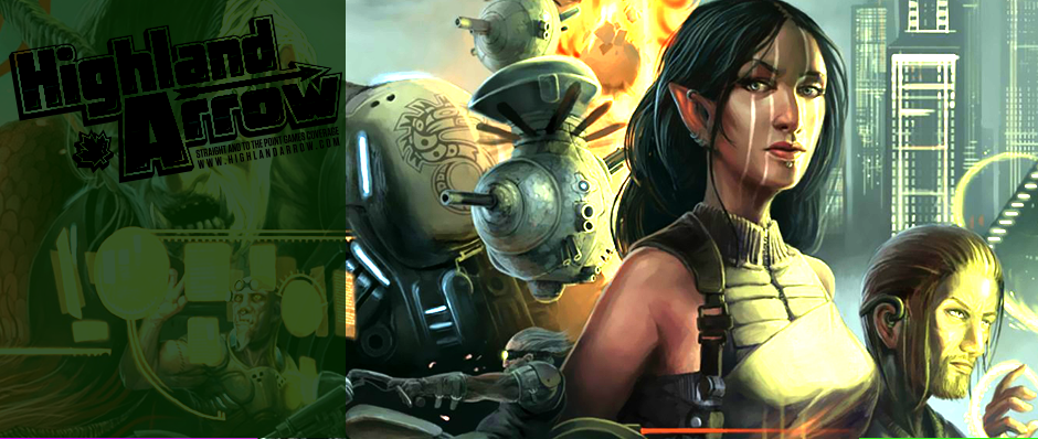 Review: Shadowrun Returns