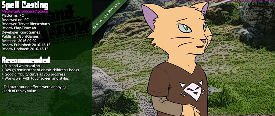 Spell Casting - Meowgically Enhanced Edition