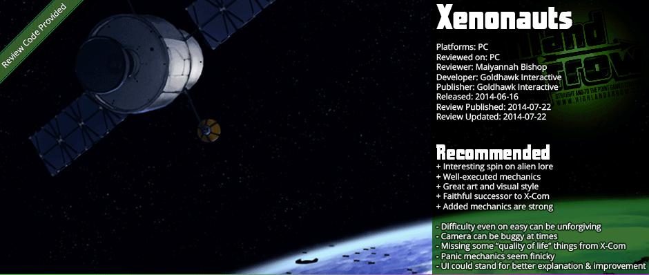 Review: Xenonauts